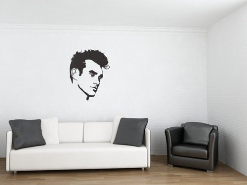 morrissey wall sticker
